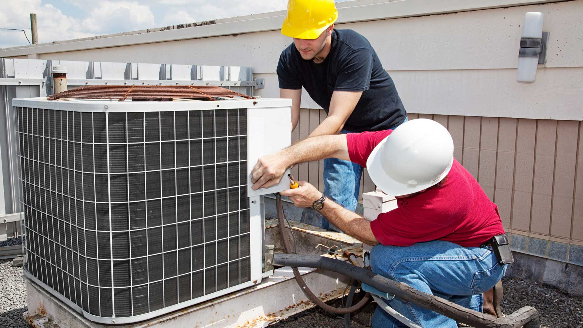 Your local heating and cooling technicians  in Plainview, MN